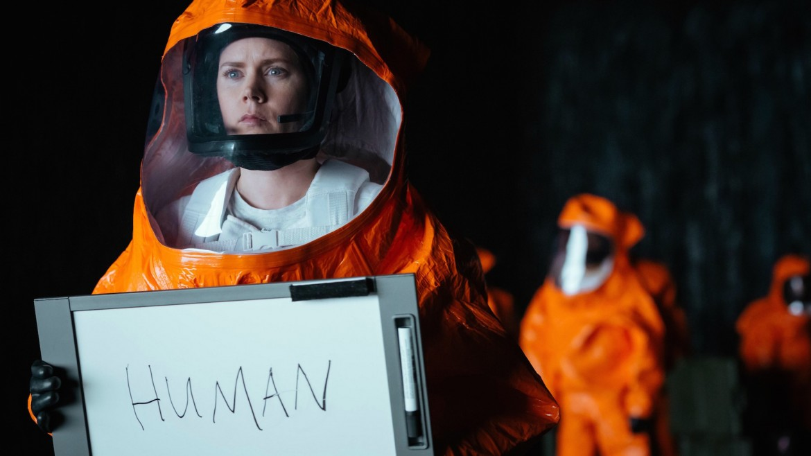 Arrival © PARAMOUNT PICTURES ALL RIGHTS RESERVED